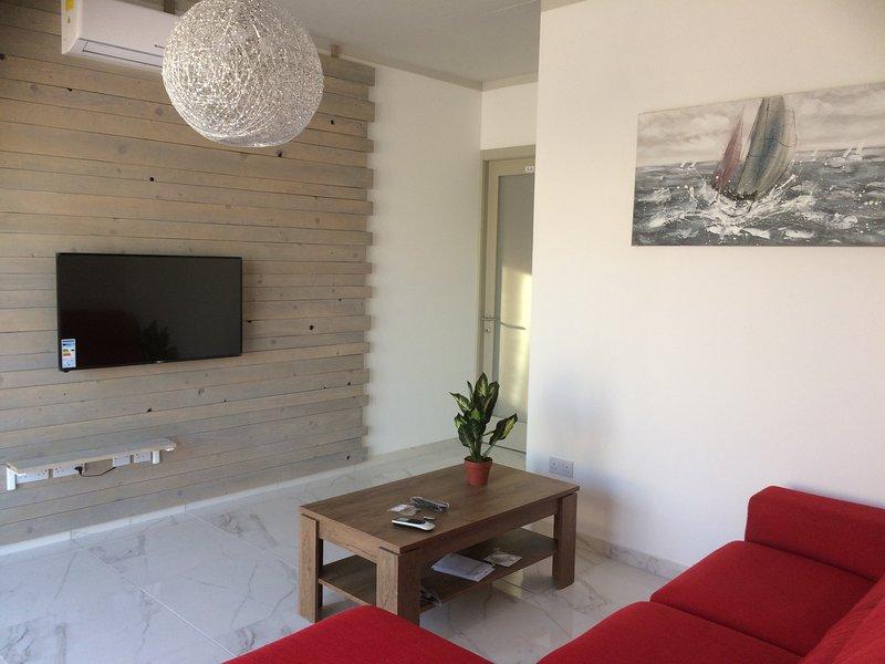 Seaside Spirit Penthouse, Ferienwohnung in Ta' Xbiex