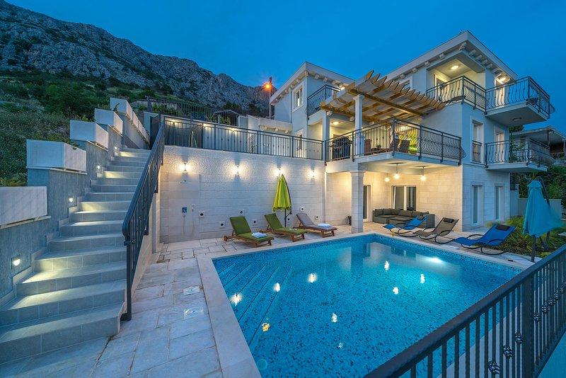 Villa Mimice Equinox, location de vacances à Mimice