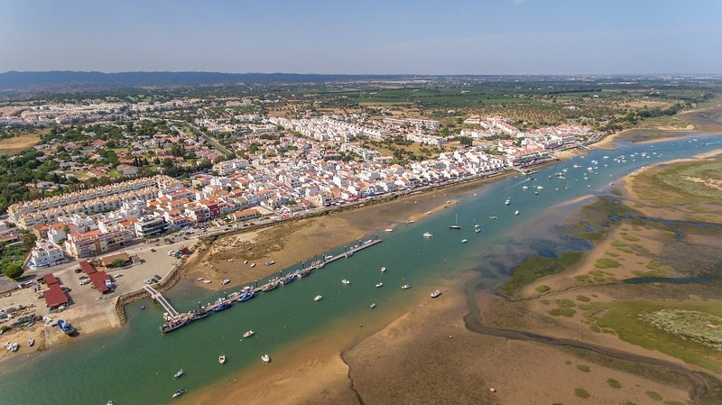 Cabanas aerial view