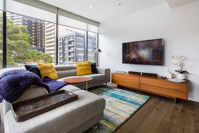 Xavier, 2BDR 2BATH South Melbourne Dream Apartment, casa vacanza a Middle Park