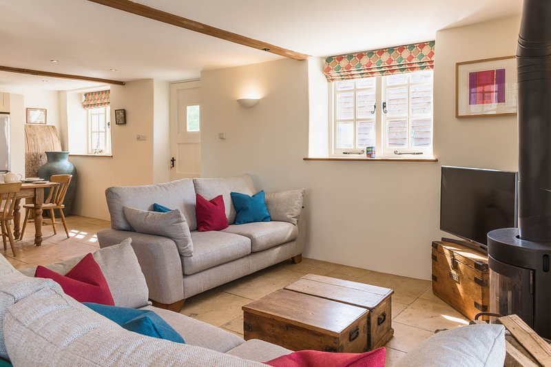 Cosy 2 bed Cotswold Cottage at New Yatt Farm, Ferienwohnung in Ramsden