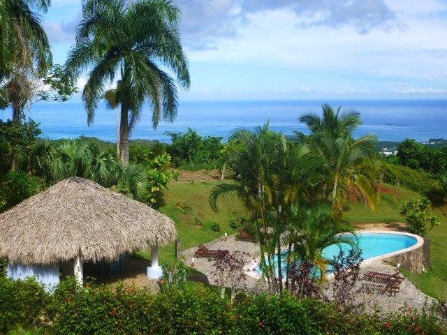Spectacular view of the ocean. Quietness., holiday rental in Los Robalos