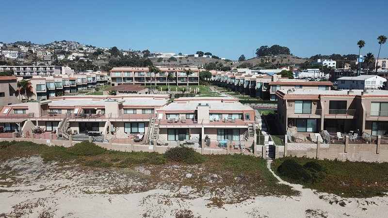 127 Pismo Shores-127 Pismo Shores Estates - Luxury Oceanfront Vacation Rental Pis