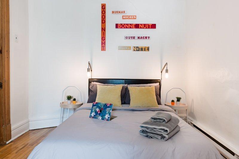 camera da letto principale 2 unità 1