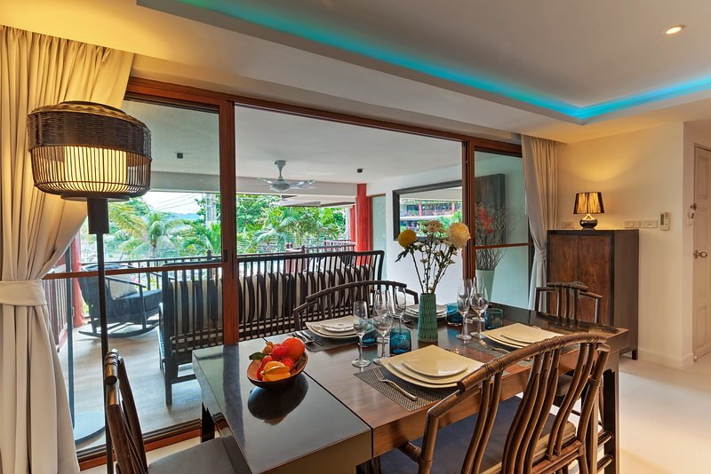 KALIM Apartments 8 PERSONS IN PATONG, BEACH FRONT, holiday rental in Patong