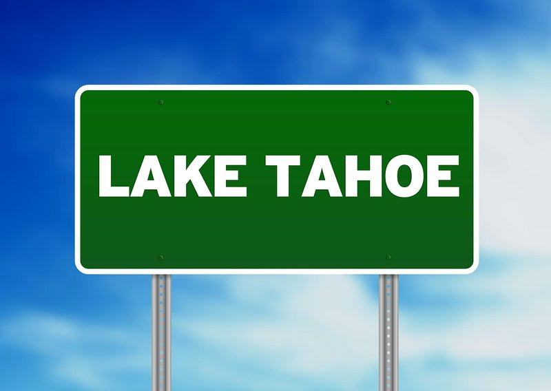 Welcome to Lake Tahoe