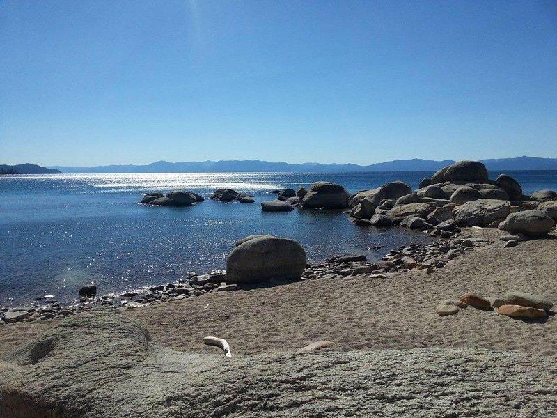 Verano en el lago Tahoe