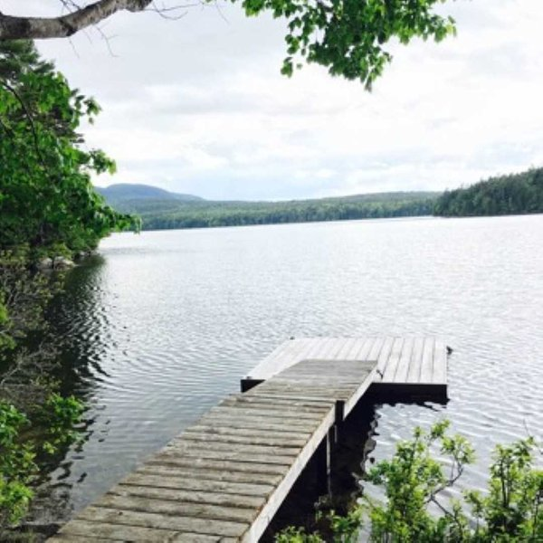 Meyer Guest House - On Long Pond near Acadia NP, holiday rental in Mount Desert