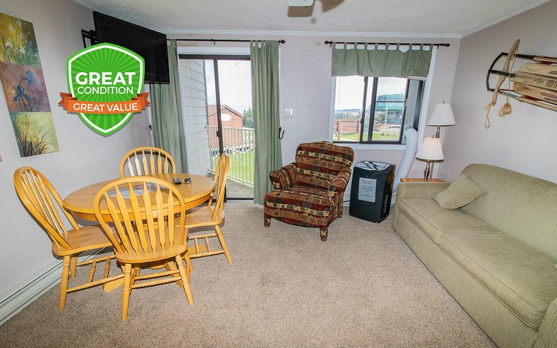 NO BAIT & SWITCH PRICING Includes Parking/Cleaning/Wi-Fi 1BR/1BA Sleep 4 ML220, holiday rental in Monterey
