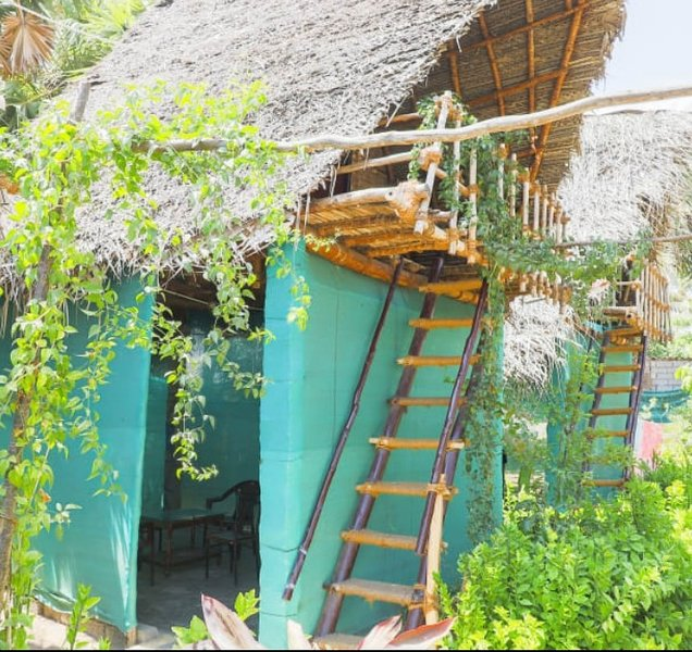 Rainbow Cottages Beach Side Stays, holiday rental in Kottakuppam