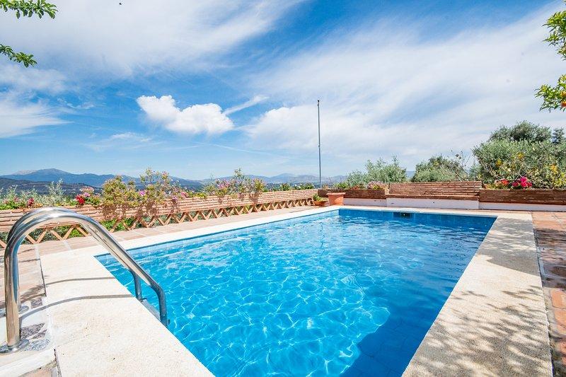 Cubo's Casa Rural La Guillena, location de vacances à Alhaurin el Grande
