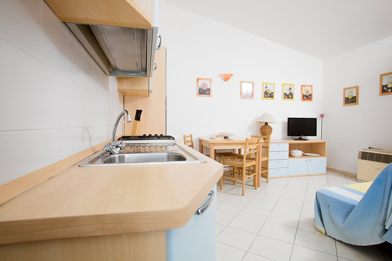 Trilocale La Funtana 2, holiday rental in Santa Reparata