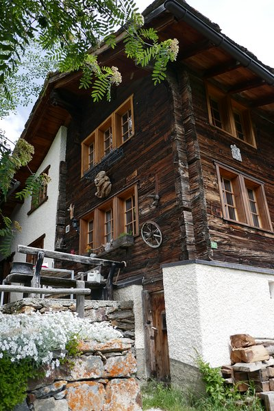 Walliser Hideaway in Walliser Alpen von Saas-Fee, location de vacances à Saas-Fee