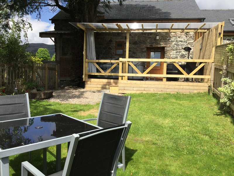 Belle Vue cottage, holiday rental in Llanwddyn