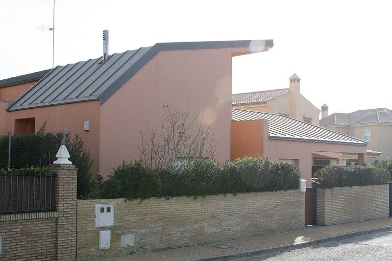 Villa María, aluguéis de temporada em Espartinas