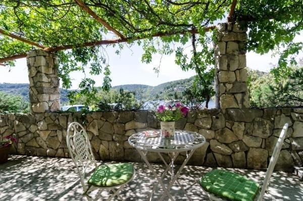 Terrasse, mobilier de jardin