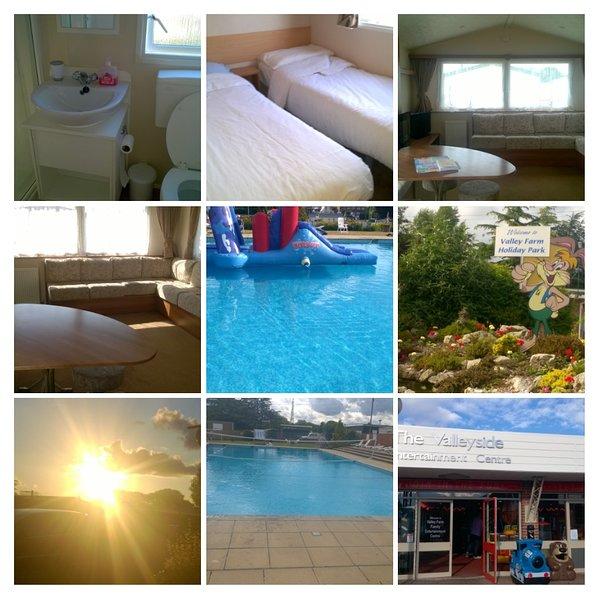 3 Bedrooms 2013 Model Willerby Sunset, location de vacances à Clacton-on-Sea