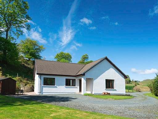Glenfuran, holiday rental in Tobermory