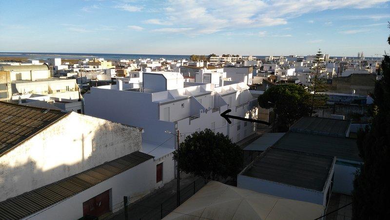 Casa da Sardinha, holiday rental in Fuseta