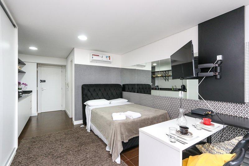 7th1722, Ferienwohnung in Curitiba