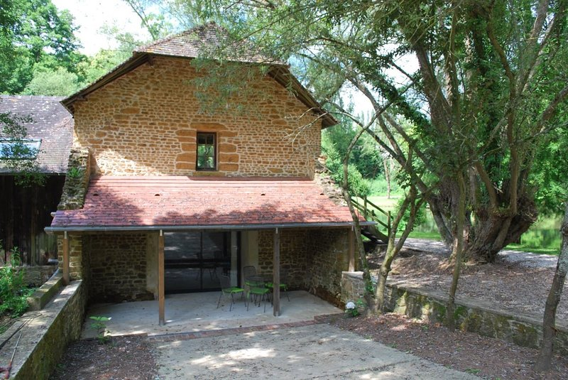 Les Bambous, holiday rental in Orbec