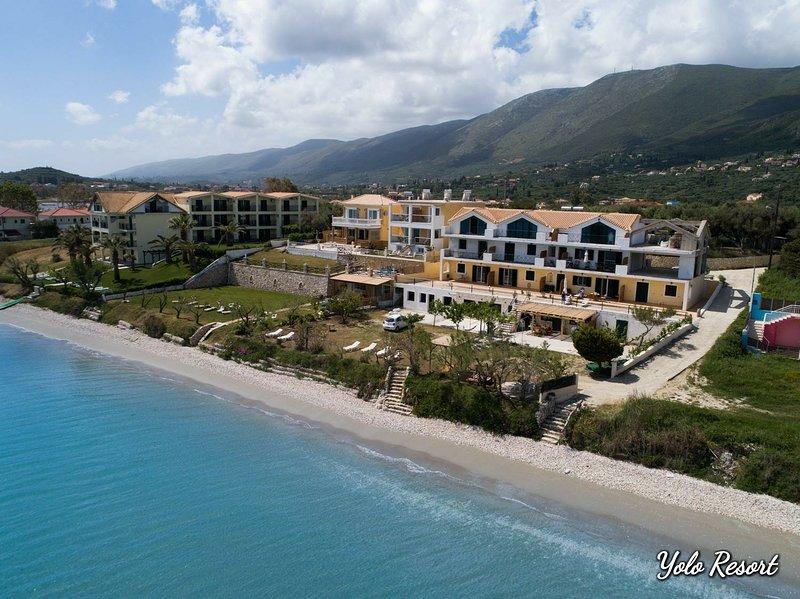 Yolo Resort Zante, holiday rental in Alykes