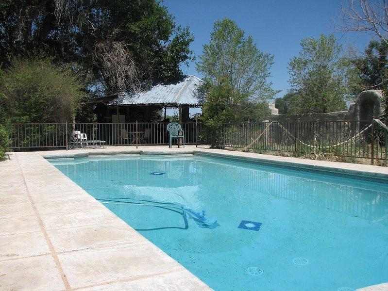 Our fabulous pool and Lanai