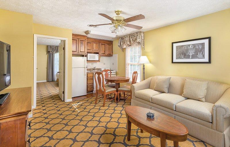 Spacious 2 Bedroom Apartment for up to 8 people, alquiler de vacaciones en Williamsburg
