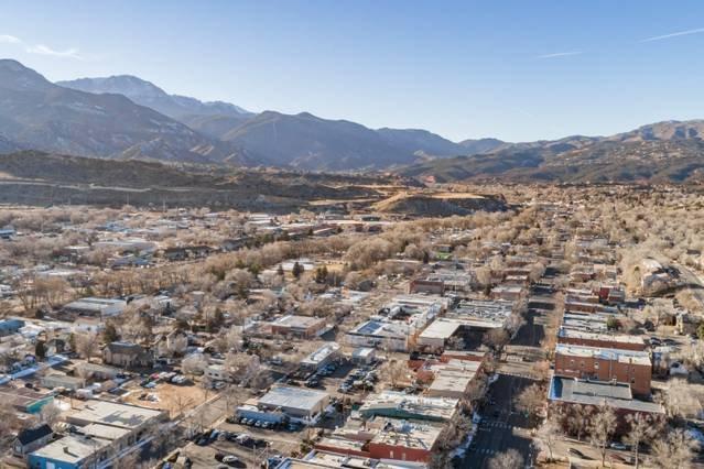 La vieille ville de Colorado, avec ses magasins, ses restaurants et sa vie nocturne, est à seulement 4 pâtés de maisons!