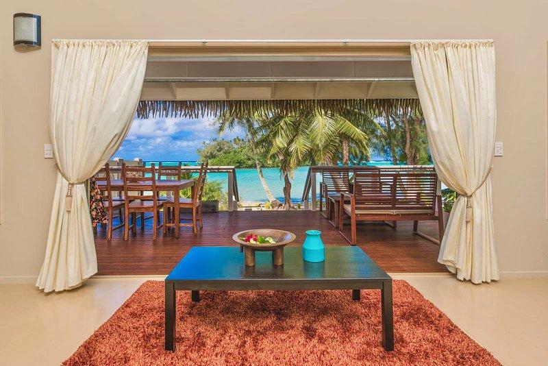 Muri Lagoon Villa, Ferienwohnung in Rarotonga