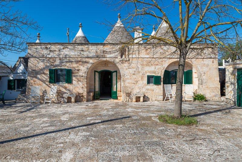 Stile e relax nei trulli by Wonderful Italy, alquiler vacacional en Pozzo La Chianca-Salamina-difesa
