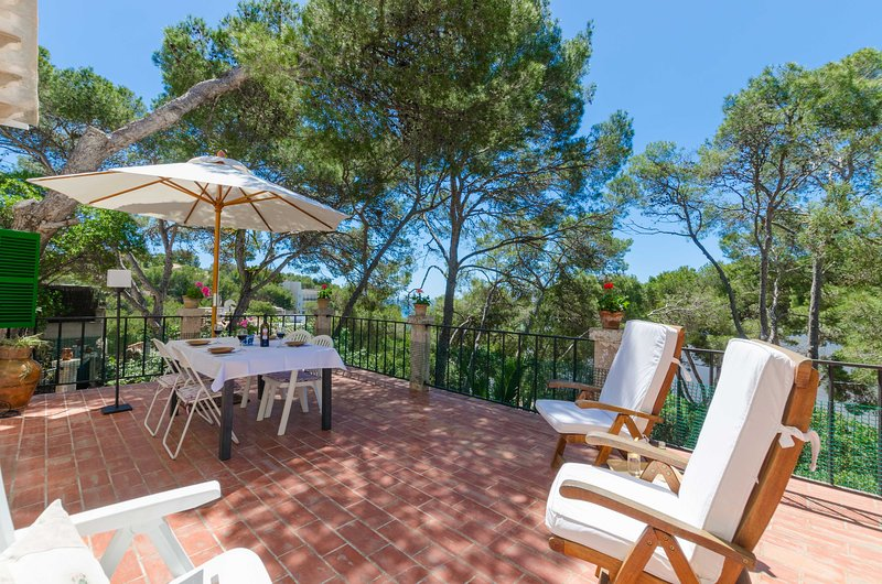 CAN PUIGSERVER - Chalet for 6 people in Santanyí, holiday rental in Cala Santanyi