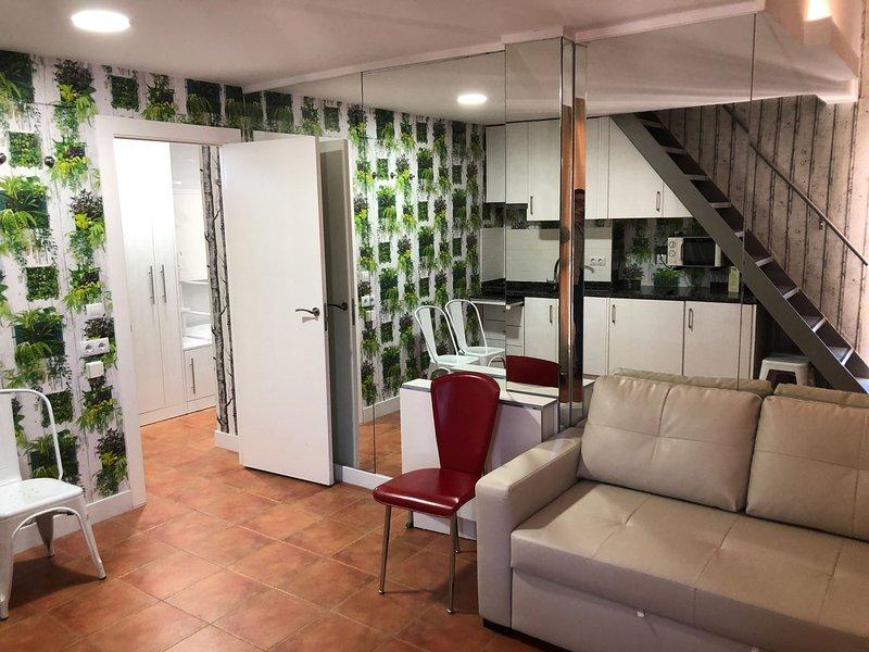 Moderno, inmejorable ubicacion, holiday rental in Pradollano