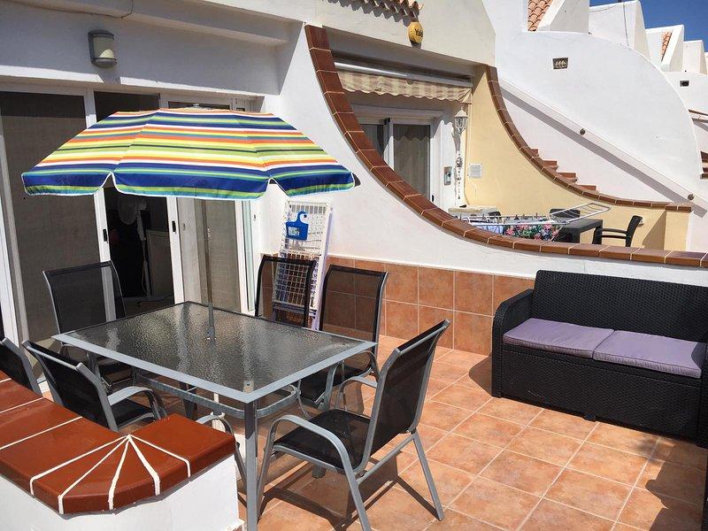 2 bedrooms apartment Golf Del Sur, vacation rental in Golf del Sur