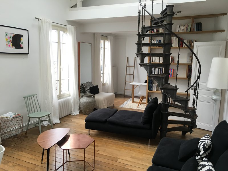 Amazing cozy furnished apartment near Paris, vacation rental in Limeil-Brevannes