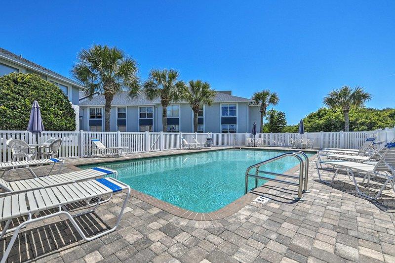 La casa di New Smyrna ha accesso alla piscina!