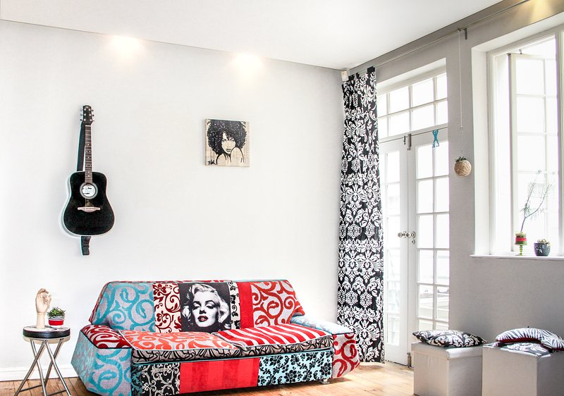 Red Lion Apartment, holiday rental in Walmer Estate