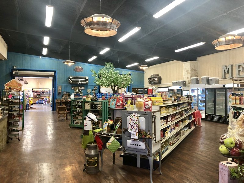 Delicious Exotic Meats and Specialty Items Found at Bear's Market in Leakey