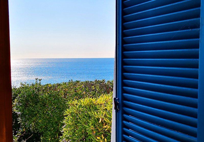 Villas Finestre sul Mare I+II, holiday rental in Marina di Felloniche