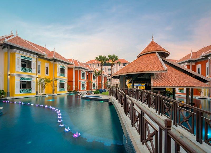 Memoire Palace Resort & Spa, holiday rental in Svay Dangkum