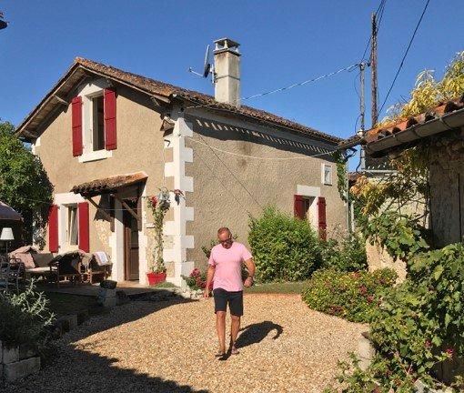 Chez Siggers Gites, holiday rental in Auriac de Bourzac