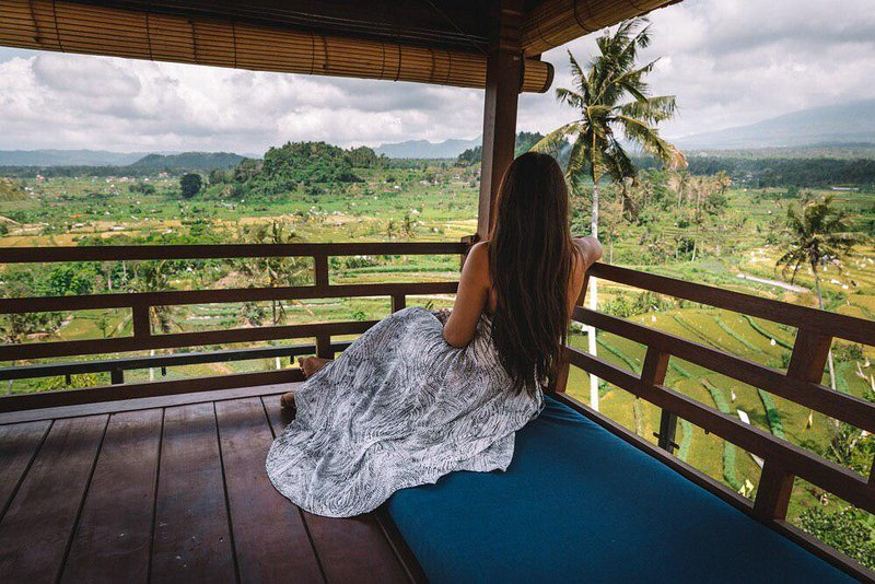 Villa di Bias with the Best View of Bali!, holiday rental in Bukit