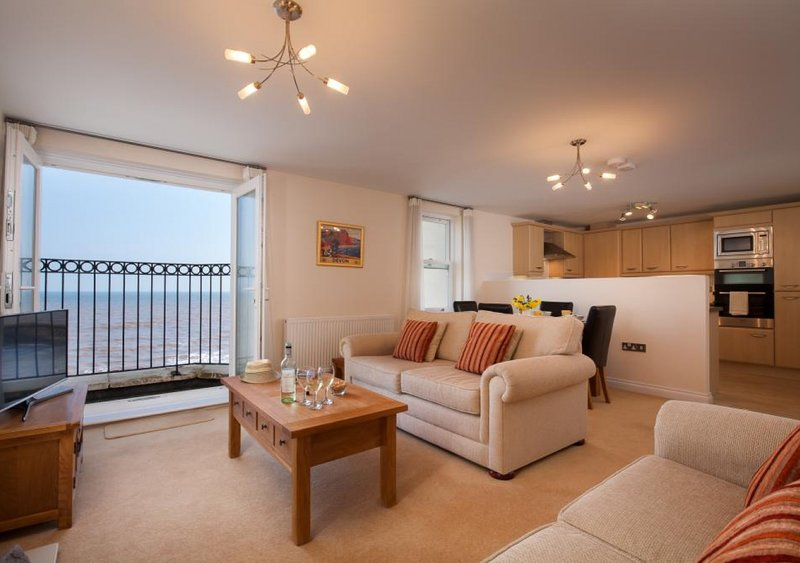 16 Great Cliff, vacation rental in Dawlish