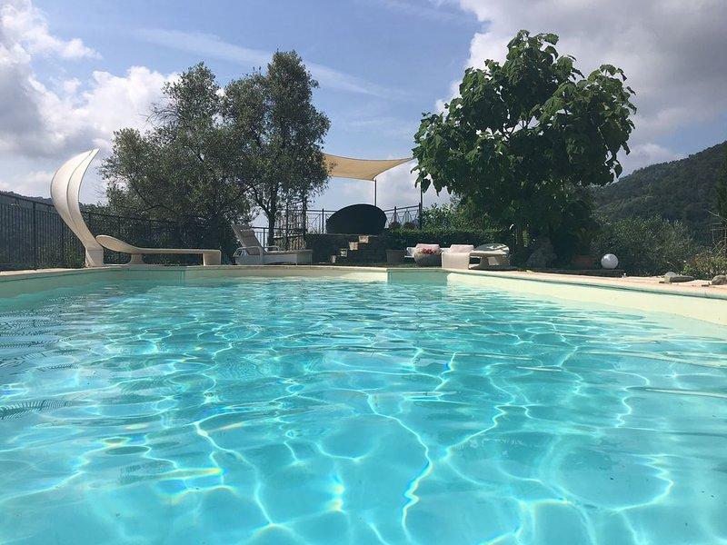 Villa Lenivada, holiday rental in Castel Vittorio