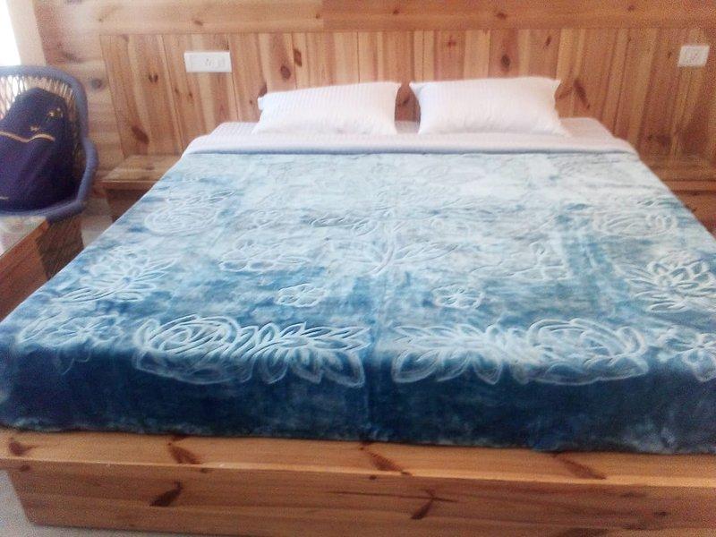 White Water Inn Mcleodganj, alquiler de vacaciones en Kangra District