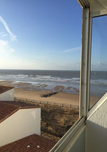 Appartement vue sur mer, location de vacances à Saint-Hilaire-de-Riez