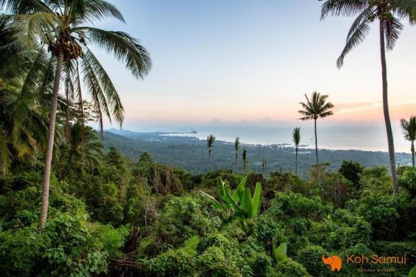 Hillside Hideaway'Most Relaxing 2BR Bungalow+Pool-Panoramic SeaView', vakantiewoning in Ang Thong