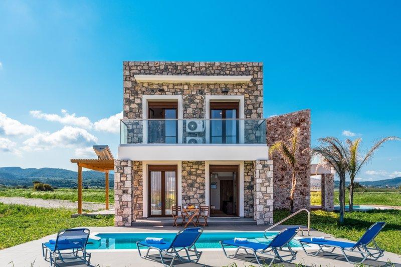 Diagoras Villa - Fanes, casa vacanza a Kamiros Scala