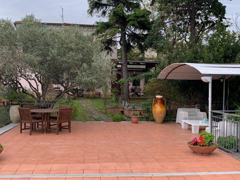 Villa di campagna, holiday rental in San Salvo Marina