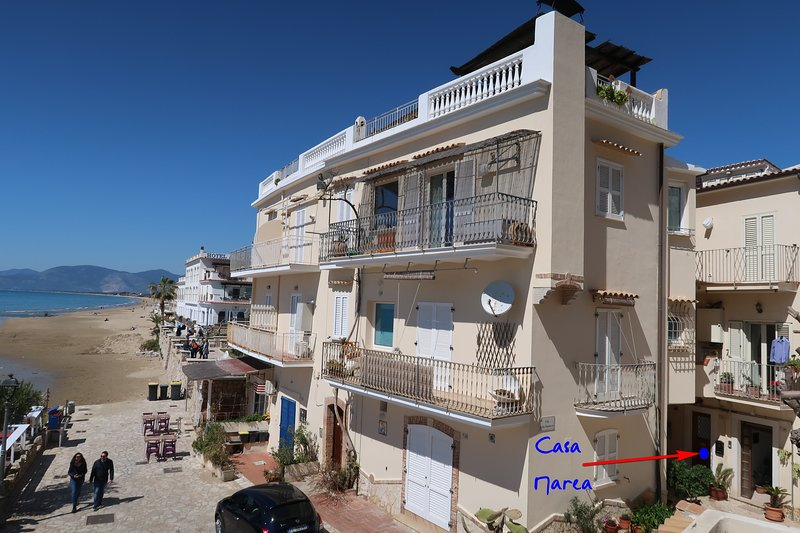 Casa Marea Sperlongaresort, holiday rental in Sperlonga